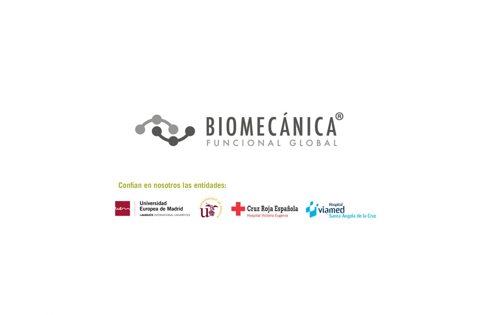BIOMECÁNICA FUNCIONAL GLOBAL