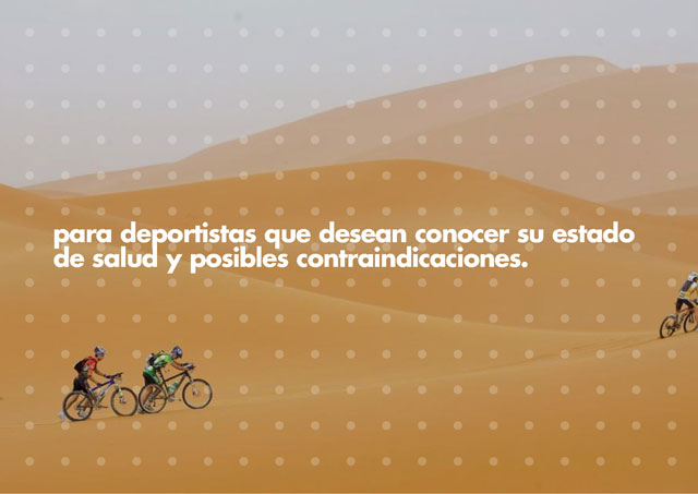 Estudio de la pisada a Mountain Bike
